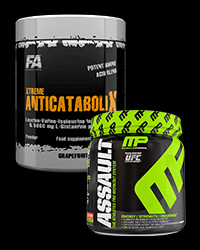 Assault 2.0/ Xtreme Anticatabolix - 30% от Muscle Pharm, FA Nutrition