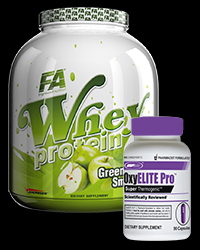 OxyElite Pro / Whey Protein (Any Flavor) - 30% от FA Nutrition, USP Labs