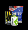 PROMO STACK MEX American Standard Whey / Animal Pak / MP Creatine pentru diete
