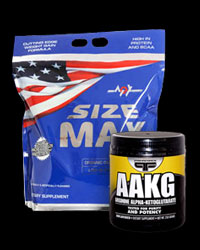 PROMO STACK MEX Size Max + Primaforce AAKG 50% OFF от Primaforce, MEX