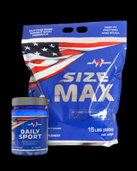 PROMO STACK MEX Size Max / MEX Daily Sport FREE от MEX
