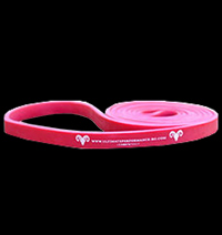 Red exercise band   7 - 16 kg pentru diete