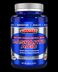 D-Aspartic Acid от AllMax Nutrition