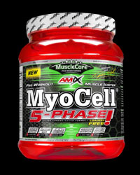MuscleCore Myocell 5-Phase от AMIX's Dennis Wolf, AMIX