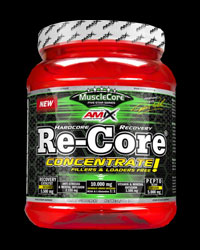 MuscleCore Re-Core Concentrated от AMIX, AMIX's Dennis Wolf