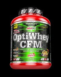 Musclecore OptiWhey™ 100% CFM Instant Protein от AMIX's Dennis Wolf, AMIX