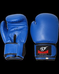 Boxing Gloves - Blue от Armageddon Sports