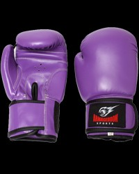 Women Boxing Gloves - Purple от Armageddon Sports