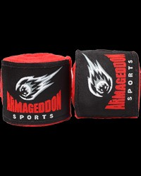 Boxing Hand Wrap 300 cm - Red от Armageddon Sports