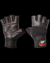 Fitness Gloves with Wrist support- Black Red от Armageddon Sports