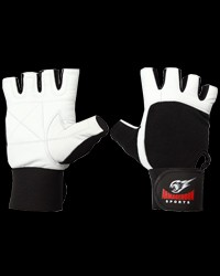 Fitness Gloves with Wrist support White от Armageddon Sports