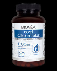 Coral Calcium Plus 1000 mg от BIOVEA