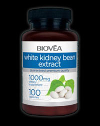 White Kidney Bean Extract 1000 mg от BIOVEA