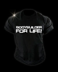 T-Shirt - Bodybuilder от Fit One