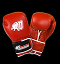 Boxing gloves - Red D-Logo - Leather pentru diete