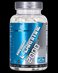 Body Line Premium L-Carnitine 2000 mg от BWG
