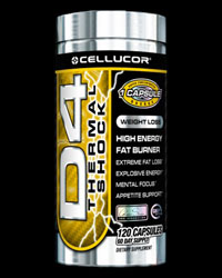 D4 Thermal Shock от Cellucor