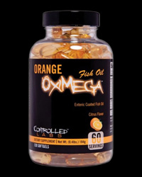 Orange OxiMega от Controlled Labs