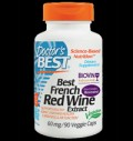 BEST French Red Wine Extract 60 mg pentru diete