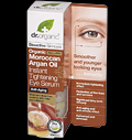 Organic Moroccan Argan Oil Instant Tightening Eye Serum pentru diete