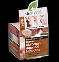 Organic Moroccan Argan Oil Night Cream pentru diete
