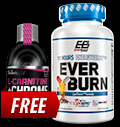 Everbuild EVER BURN / Biotech USA Liquid L-Carnitine 100.000 FREE pentru diete