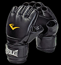 MMA and Boxing Gloves Open Thumb - Polyurethane pentru diete