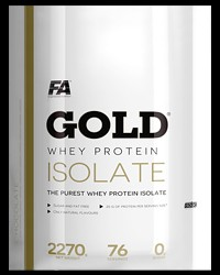 Gold Whey Isolate от FA Nutrition