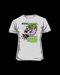 T-Shirt Get Big or Die 2 от SCITEC T-Shirts