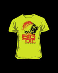 T-Shirt Get Big or Die 3 от SCITEC T-Shirts