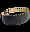 Leather Padded Belt 15 cm pentru diete
