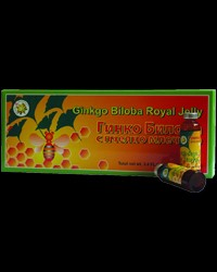 Ginkgo Biloba Royal Jelly от Health from The East