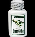 Green Coffee Extract 490 mg pentru diete