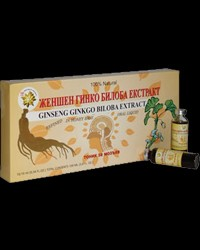 Ginseng Ginkgo Biloba от Health from The East
