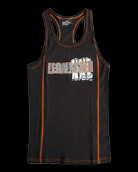 Tank Top Black Red от Legal Power