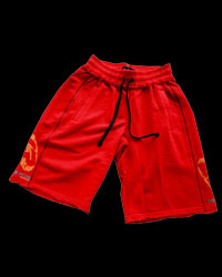 Training Shorts Red от Legal Power