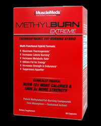 MethylBURN Extreme от Muscle Meds