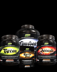 Muscle Mass Stack от Muscle Pharm