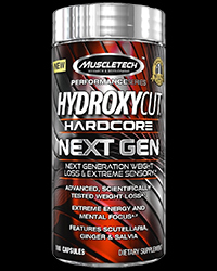 Hydroxycut Hardcore Next Gen от MuscleTech