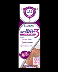 Carb Intercept ® Phase 3 от Natrol