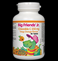 Big Friends Vitamin C for kids pentru diete