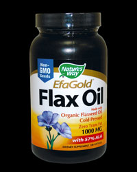 Flax Oil 1000 mg от Nature's Way