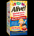Alive!® Children's Chewable Multi-Vitamin pentru diete