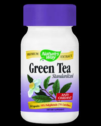 Green Tea 450 mg от Nature's Way
