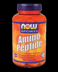 Amino Peptide 400 mg от NOW Foods