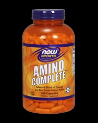 Amino Complete 850 mg от NOW Foods
