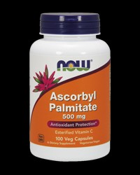 Ascorbyl Palmitate 500 mg от NOW Foods