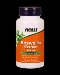 Boswellia Extract 250 mg от NOW Foods