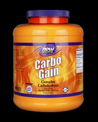 Carbo Gain от NOW Foods