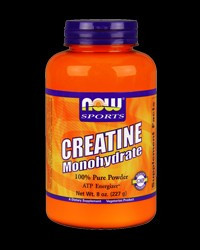 Creatine Powder от NOW Foods